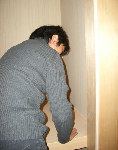 収納の棚の診断